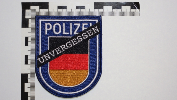 Patch #2 POL1 UNVERGESSEN